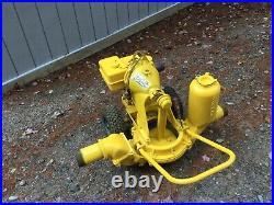 Jaeger diaphragm pump, 3