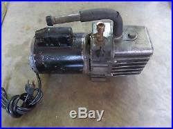 Jb Dv-200n Platinum Vacuum Pump 7 Cfm