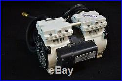 Jelenko 306300 Dental Vacuum Pump System Machine Unit For Operatory Suction