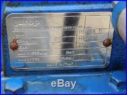 Jurop vacuum pump for water septic Tank Truck