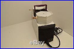 KNF Neuberger Laboport diaphragm vacuum lab pump UN840.3 FTP withWarrranty 34LPM