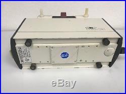 KNF Neuberger UN820.3 FTP Laboport Diaphragm Vacuum Pump Tested to 216 Torr