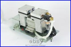KNF PU3286-N838.1.2 Vacuum Pump Assembly Siemens Rev. B Centaur XP