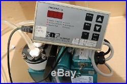 KNF Vacuum Pump UN726 FTP 726 Chemglass diaphragm oilless 48 mbar zgv