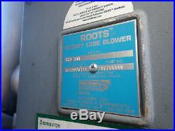 Kaiser 5 Ton 6x6 Truck VACUUM JETTER! Sewer Blaster Pumper ROOTS BLOWER Pump