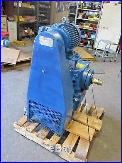 Kinney Ktc-60 High Vacuum Pump, 3 Hp, 1750 Rpm, 230/460 V, #610105j Used