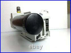 LEYBOLD HERAEUS TRIVAC D4B Vakuumpumpe Vacuum Pump Rotary Vane Dual Stage