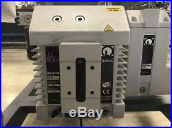 LEYBOLD Vacuum Pump Vakuumpumpe Pumpenstand Booster 253m³/h 2,0 x 10-5 mbar
