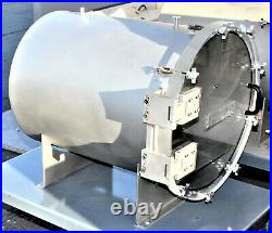 Laco Technologies Lvc2430-3112-hix Hi Vacuum Chamber Degassing Drying