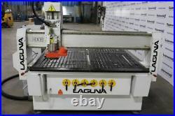Laguna Smartshop 1 5' x 10' CNC Router with Vacuum Pumps