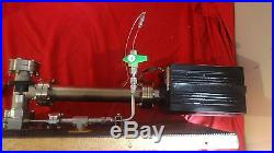Leybold Inficon Transpector Residual Gas Analyzer H200A 3853 with Turbo Vac 50