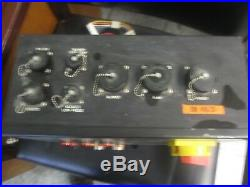 Leybold / PSS Power Supply Systems Vacuum Control Module. Very Nice Used