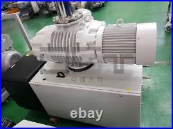 Leybold Rotary Pump & Booster Pump / Sogevac Sv630b & Wsu2001 / 40000l