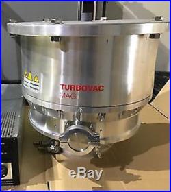 Leybold TurboVAC MAG W 3200, 400003V0003 Pump only