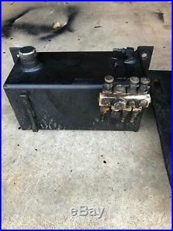 MASSPORT SEPTIC TRUCK PUMP truck vacuum pump accessories
