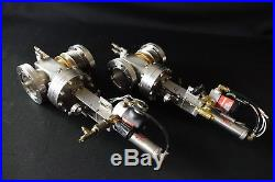 MDC High Vacuum 4.5 ConFlat CF Water Cooled Synchrotron Light Beam Shutter