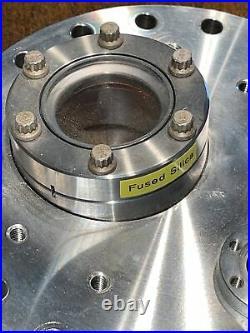MDC Imago 409030-2287 22748 Laser Flange, 8 Degree (lot Of 2)