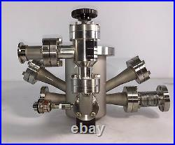 MDC Precision Applied Science PAS Vacuum Chamber Pump System