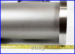 MDC Stainless UHV Vacuum 8 CF Conflat Flange Rotatable Tee Fitting, DN160