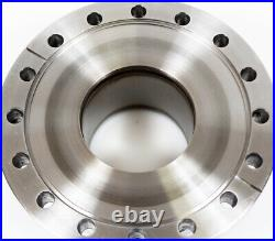 MDC Stainless UHV Vacuum Conflat Flange CF 6 DN100-4.5 DN63 Reducer Adapter