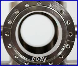 MDC UHV Vacuum Manifold Chamber CF Conflat Flange 8 6 2.75 DN160