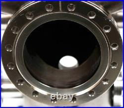MDC UHV Vacuum Manifold Chamber CF Conflat Flange 8 6 4.5 2.75 DN160