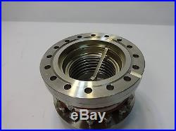 MDC Vacuum Stainless Steel UHV High Vacuum Bellows 6 x 4