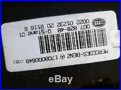 MERCEDES SLK R170 Central Locking Vacuum Pump 1708000848 A1708000848