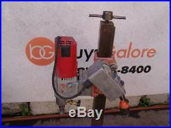 MILWAUKEE Heavy Duty Dymodrill Core Drill Core Bore Rig with Vacuum Pump