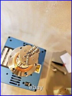 MKS e-Vision Residual Gas Analyzer RGA Massenspektrometer Pfeiffer Prisma Vacuum