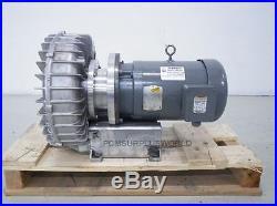 MVM3709D 37E651X75 Baldor Vacuum Pump 7.5 Hp 7.5Hp 5.5Kw (Used and Tested)