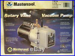 Mastercool 90056 5-CFM Two Stage HD Professional Type Vacuum Pump