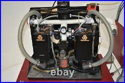 Matrx 2000-SP Dental Vacuum Pump System Operatory Suction Unit