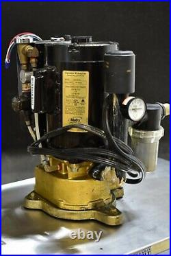 Matrx Max-1000 Dental Vacuum Pump System Operatory Suction Unit 115V Wet Pump
