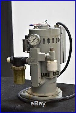 Matrx SP-1000 Dental Vacuum Pump System Operatory Suction Unit- SOLD AS-IS