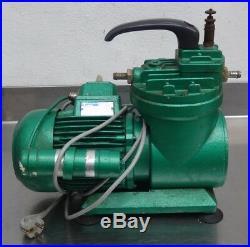 Membran Vakuumpumpe und Kompressor Dentalpumpe KFN NK 0135 Vorgänger zu N135AN