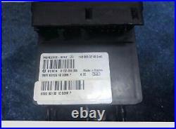 Mercedes 1408003248 Door Central Locking Vacuum Pump (Exchange) W140 S Class