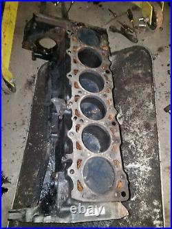 Mercedes 6030111001 OM603 Short block 300SD 350SDL S350 turbo diesel