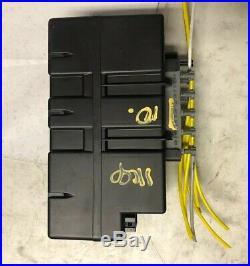 Mercedes Benz Oem Cl500 Cl55 S430 S500 S600 S55 Door Locking Vacuum Pump 00-06