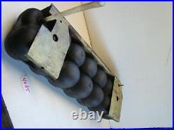 Mercedes G W460 W461 Wolf Underdruckbehälter Behälter Gross Vacuum Reservoir XXL