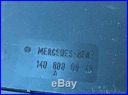 Mercedes Oem W140 S320 S500 400se Soft Close Door Locking Vacuum Pump (92 99)