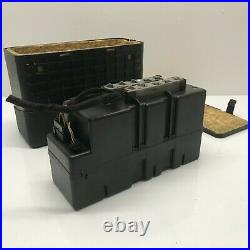 Mercedes w220 S-class Central locking PSE vacuum pump 2208001248 with cover