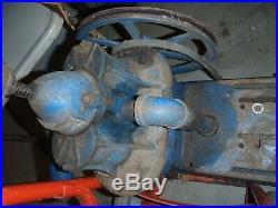 Milking Equipment Vacuum Pump For Surge Buckets, De Laval Standing Buckets