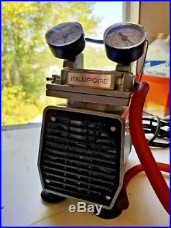 Millipore Vacuum Pump Xx5500000