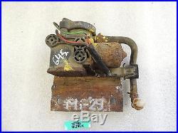 Mitsubishi Pajero Shogun III 3,2Di-D Air pump Rear differential lock Vacuum pump