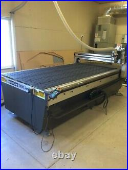 Multicam CNC Router 4X8 complete with vacuum pump and 3phase adapter
