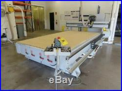 Multicam CNC Router With Vacuum Table+Pump, Tool Changer, and Dust Collector