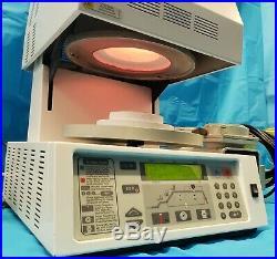 NDI Cerampress Dental Lab Oven with Vacuum Pump