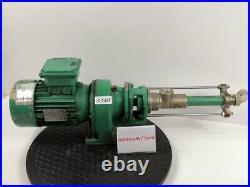 NETZSCH NM011BY02S12B Schneckenpumpe Pumpe Drehzahlgeber 371840