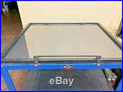 NUARC VFC52 Vacuum Light Exposure Table Panel & Pump Print Making